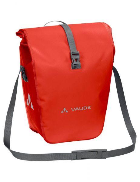 Vaude Hinterrad-Fahrrad Tasche Aqua-Bag zum Radfahren Green-Shape
