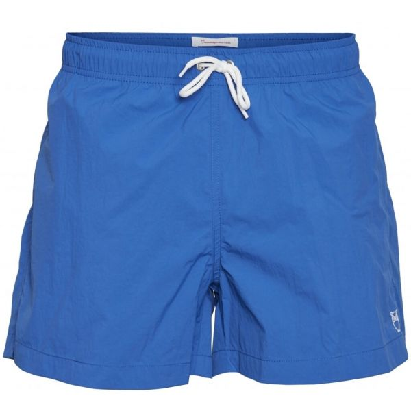 Nachhaltige Knowledge Cotton Swimshorts Bay recyceltes Nylon