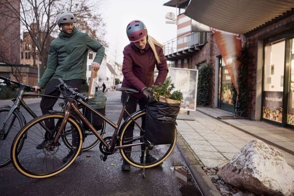 Vaude CityShop Fahrrad Taschenachhaltige Shopper Bag