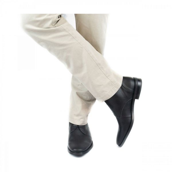 Nae shoes Vegane Herren-Stiefelette atmungsaktiv