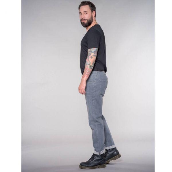 Feuervogl Slimfit Jeans Finn Medium Grey