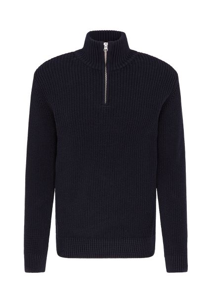 Recolution Pullover Troyer Strick