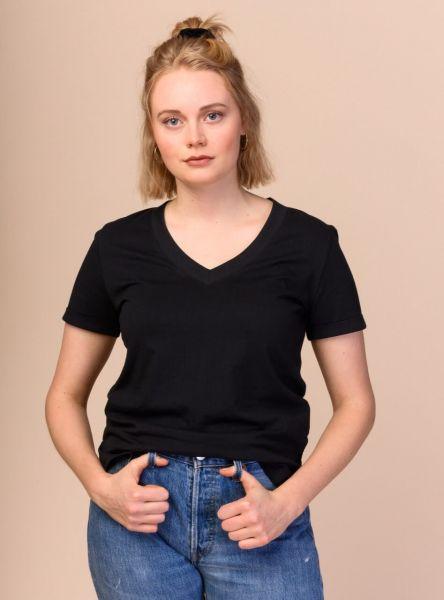 Mela-Wear T-Shirt, Biobaumwolle | Damen T-Shirt Nachhaltig