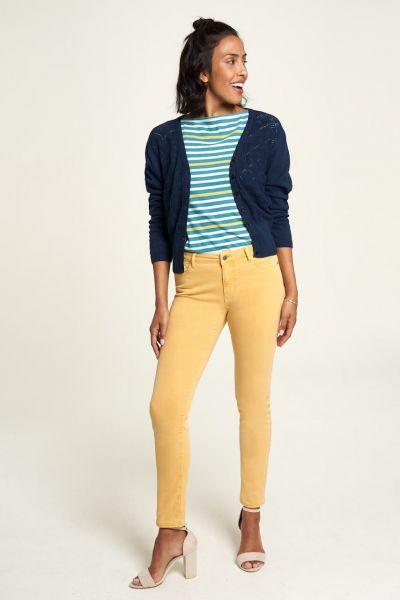 Tranquillo Skinny Jeans Mahila Mid-Waist