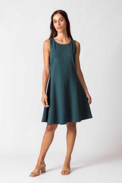 SKFK Weiches Baumwoll Kleid Ermuko Faire Mode