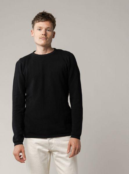 Mela-Wear Pullover, Biobaumwolle | Herren Pullover Nachhaltig