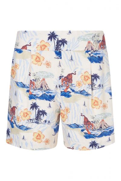 Komodo Damen Bermuda Shorts Muni | Fairtrade