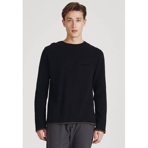 Givn Pullover Emil recycelte Baumwolle