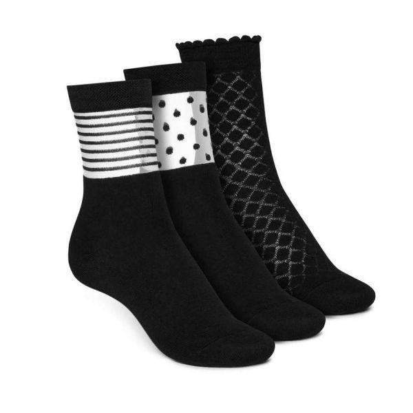 3-Pack-Mid-Socks-Black-Romance