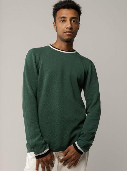 Mela-Wear Pullover, Biobaumwolle Herren Pullover Nachhaltig