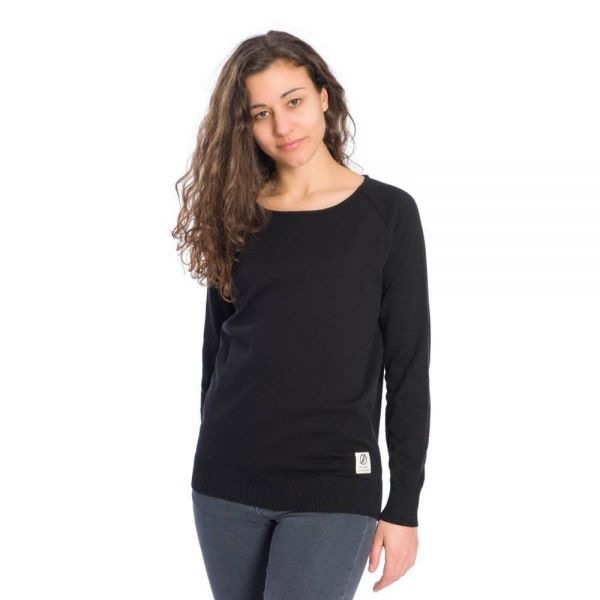 Bleed leichter Damen Strickpullover Bio Fairtrade