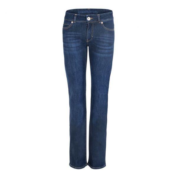 Good Society Women Straight Jeans Kyanos