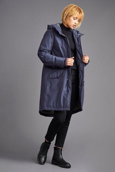 LangerChen Oversized Winter Parka Lismore Eco & Fair