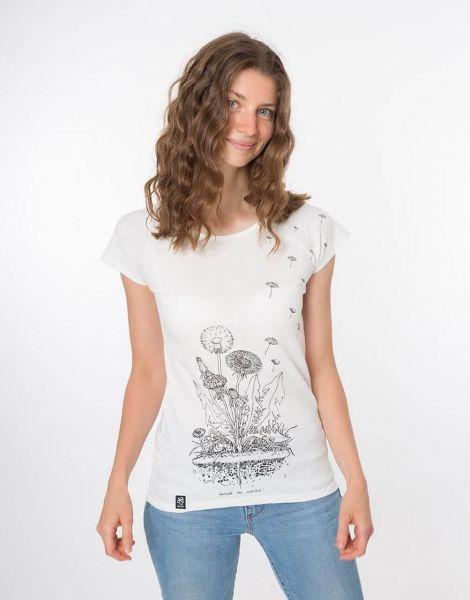 Zerum Shirt Lea Löwenzahn