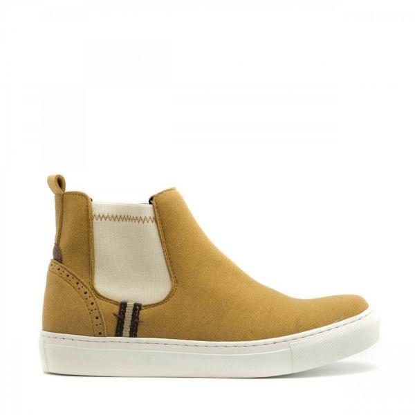 Nae Shoes, Niza veganer Damen Chelsea-Boot Piñatex