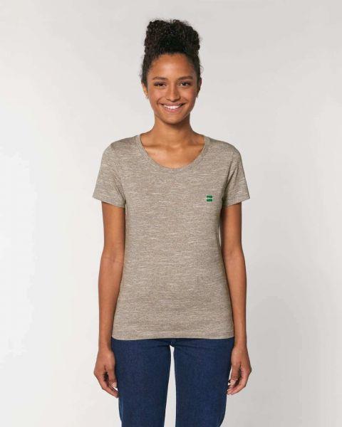 Oikos Label T-Shirt SlimfitGOTS Nachhaltig Fairtrade