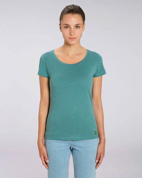 Oikos Woman Basic T-Shirt