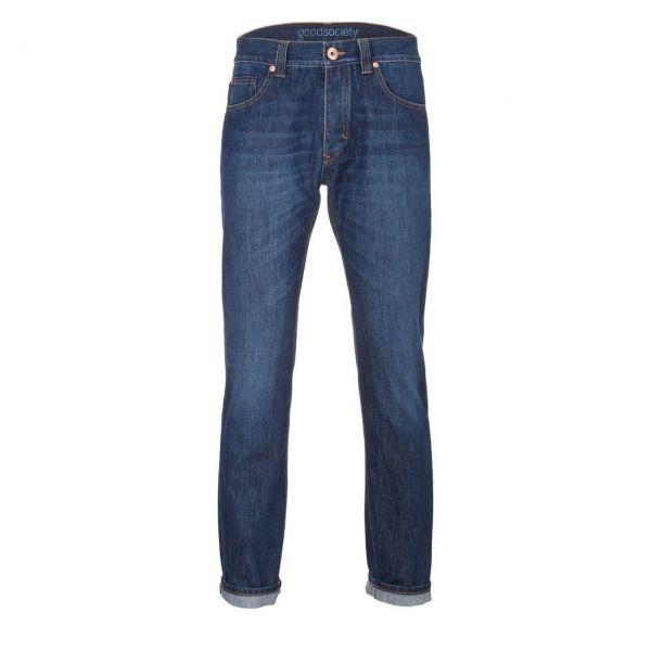 Good Society Men Slim Straight Jeans Kyanos