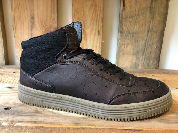 Grand Step klassischer High-Top Sneaker Stanley Kork